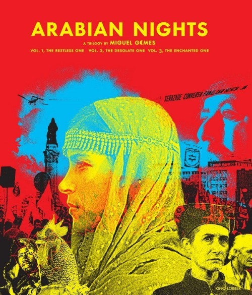Arabian Nights (2015) poster