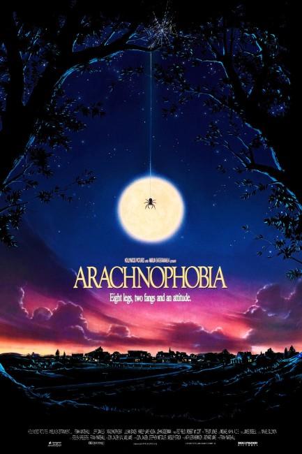 Arachnophobia (1990) poster