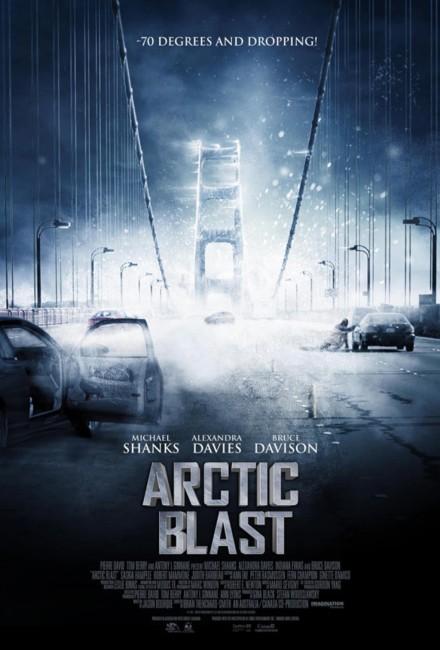 Arctic Blast (2010) poster