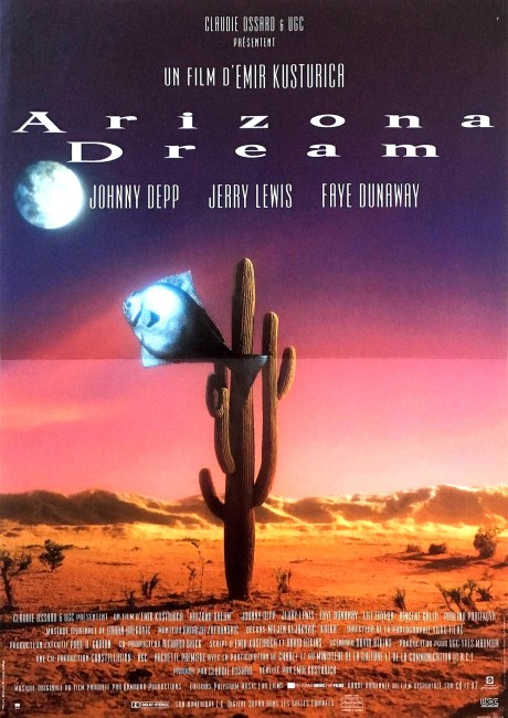 Arizona Dream (1993) poster