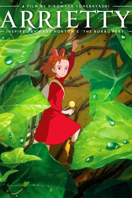 Arrietty (2010) poster