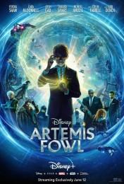 Artemis Fowl (2020) poster