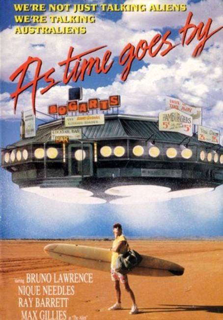 As Time Goes By (1988) poster