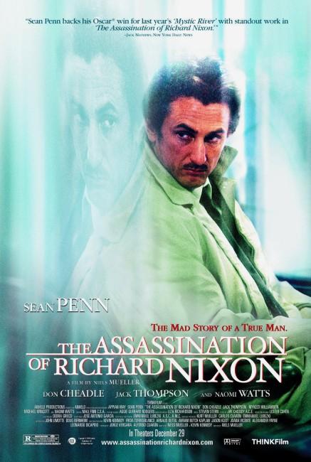 The Assassination of Richard Nixon (2004) poster