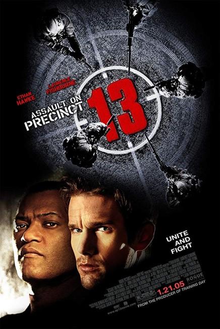 Assault on Precinct 13 (2005) poster