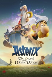 Asterix: The Secret of the Magic Potion (2018) poster