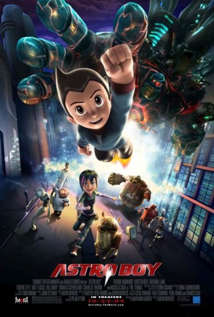 Astro Boy (2009) poster