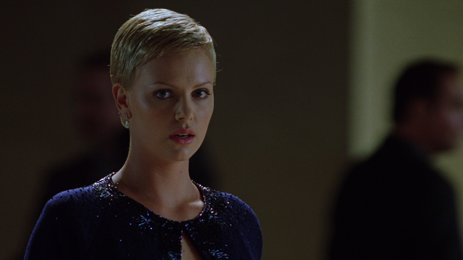 Charlize Theron as Jillian Armacost in The Astronaut's Wife (1999)