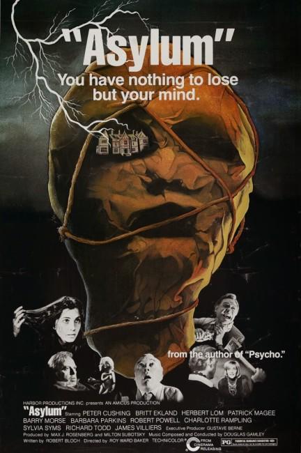 Asylum (1972) poster