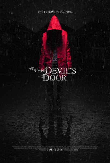 At the Devil's Door (2014) poster