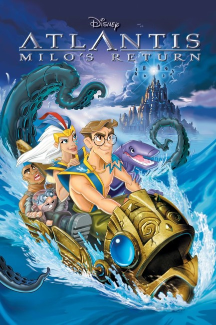 Atlantis: Milo's Return (2003) poster