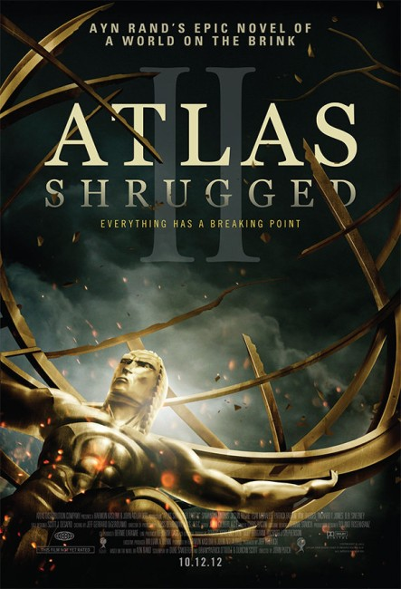 Atlas Shrugged II: The Strike (2012) poster
