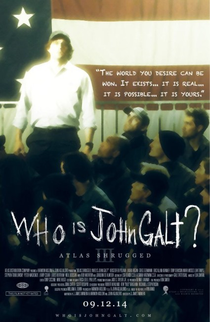 Atlas Shrugged III: Who is John Galt? (2014) poster