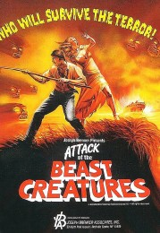 Attack of the Beast Creatures (1985) poster
