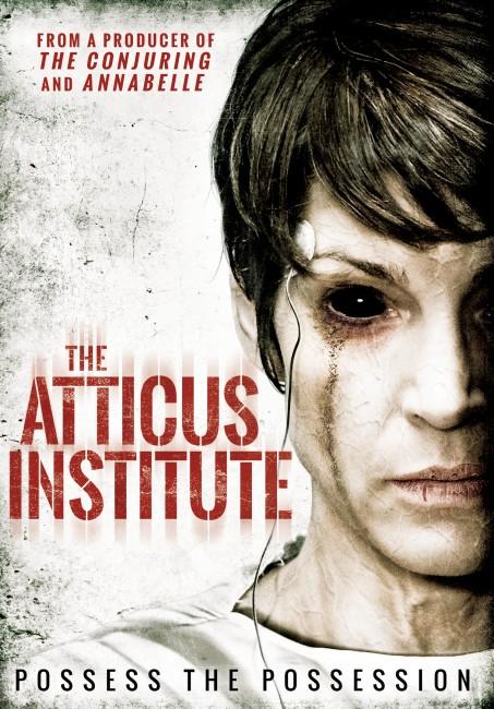 The Atticus Institute (2015) poster