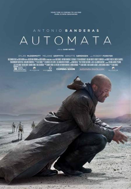 Automata (2014) poster