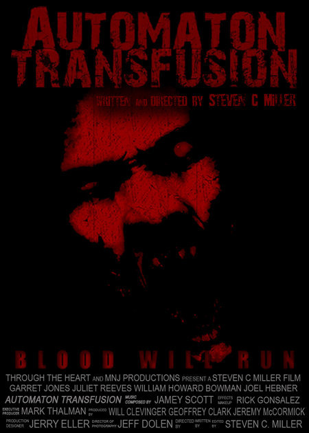 Automaton Transfusion (2006) poster