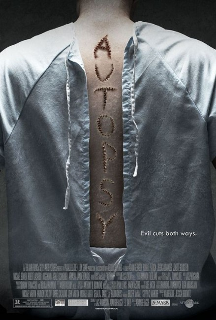 Autopsy (2008) poster