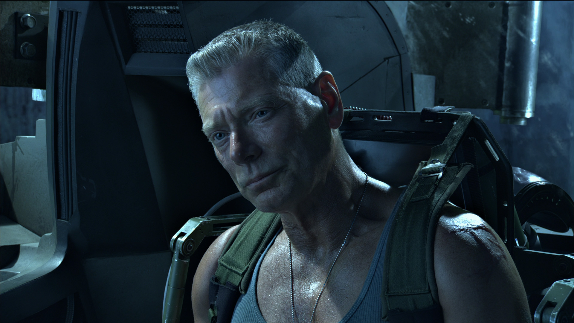 Stephen Lang as Colonel Miles Quaritch in Avatar (2009)
