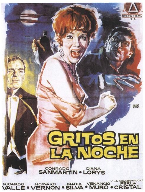 The Awful Dr Orloff (Gritos en la Noche) (1962) poster 2
