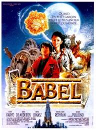 Babel (1999) poster