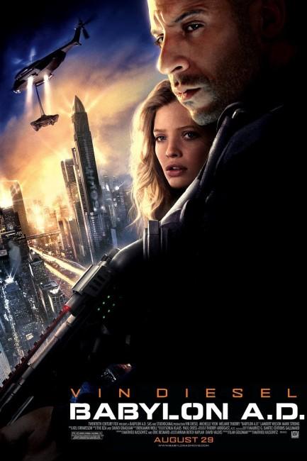 Babylon A.D. (2008) poster