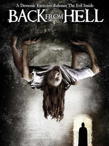 Back from Hell (2011) poster