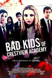 Bad Kids of Crestview Academy (2017) poster