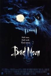 Bad Moon (1996) poster