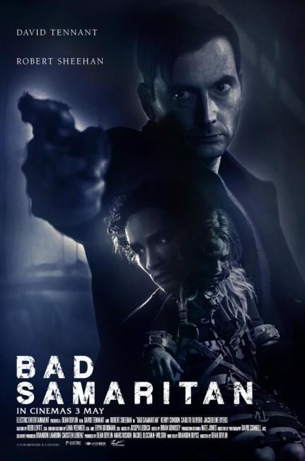 Bad Samaritan (2018) poster