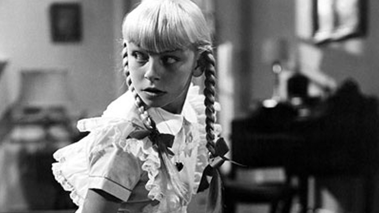 Patty McCormack as Rhoda in The Bad Seed (1956)