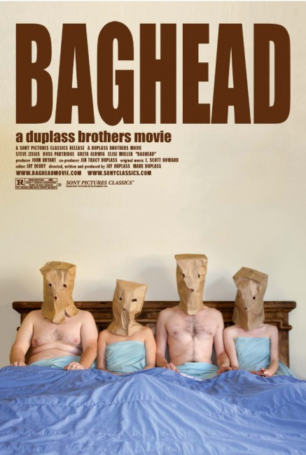 Baghead (2008) poster