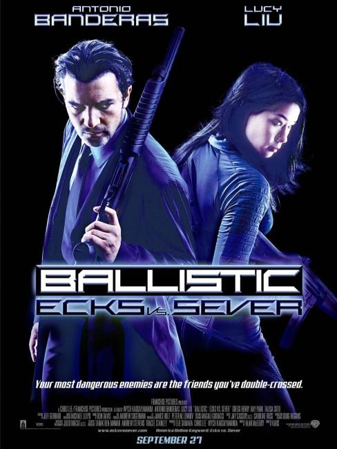 Ballistic: Ecks vs. Sever (2002) poster