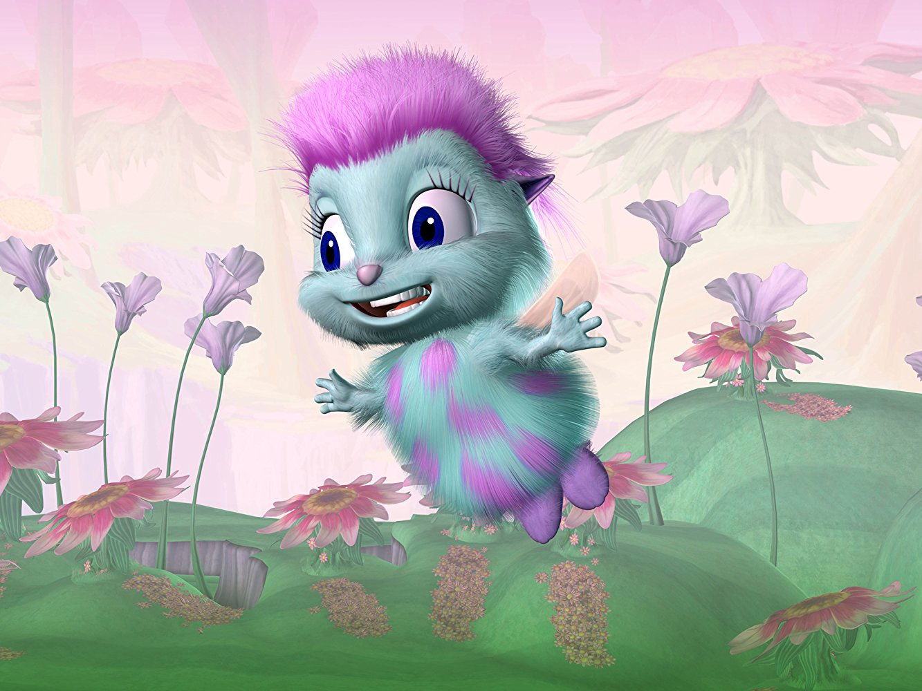 Bibble in Barbie Fairytopia (2004)