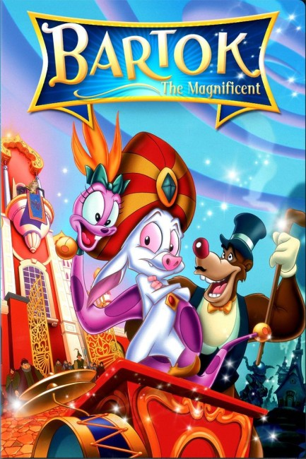 Bartok the Magnificent (1999) poster