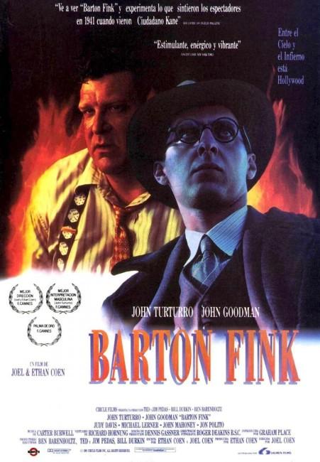 Barton Fink (1991) poster