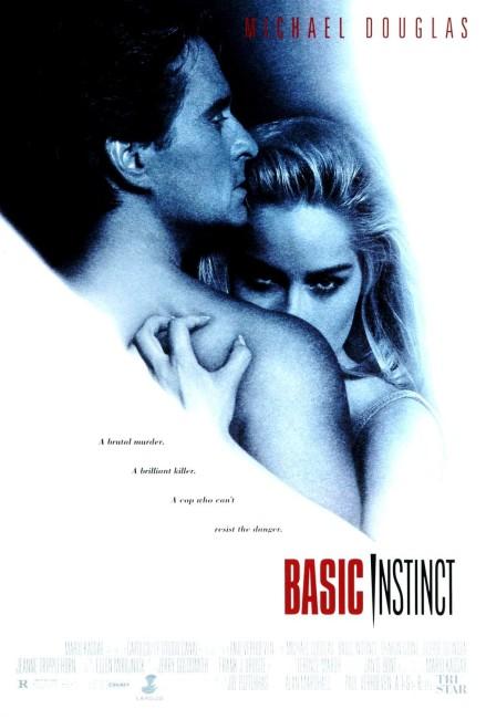 Basic Instinct (1992) poster