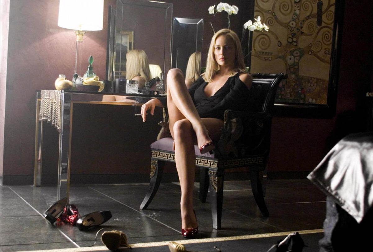 Sharon Stone back again as Catherine Tramell in Basic Instinct 2 (2006)