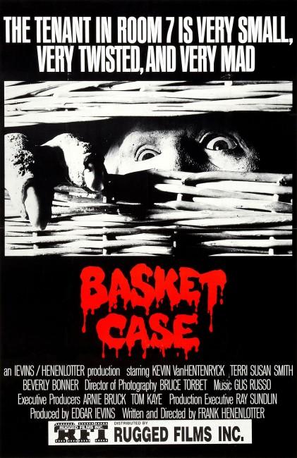 Basket Case (1982) poster