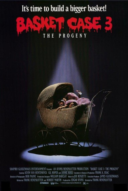 Basket Case 3 (1991) poster