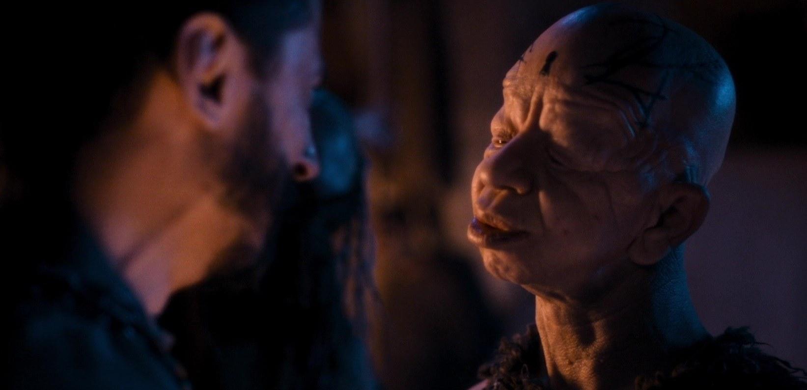 Mehmet Cerrahoglu as Baba The Father in Baskin (2015)