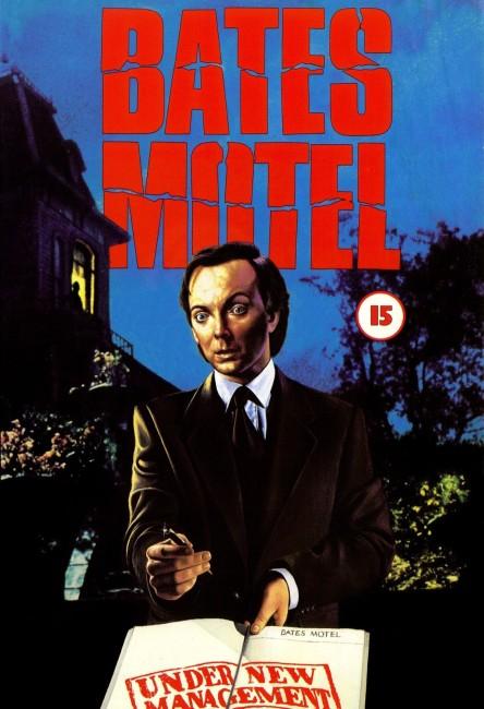 Bates Motel (1987) poster