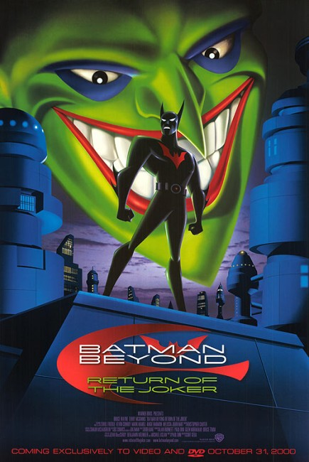 Batman Beyond Return of the Joker (2000) poster