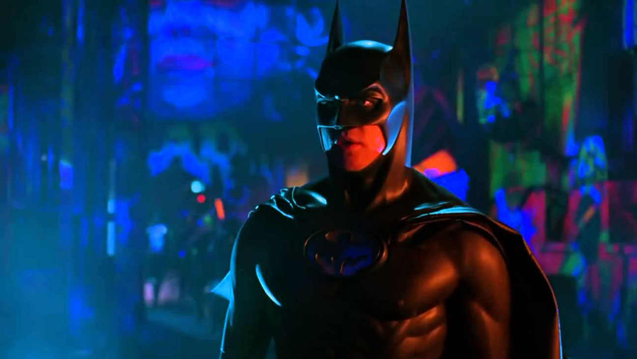Batman (Val Kilmer) in Batman Forever (1995)