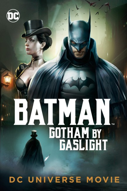 Batman: Gotham By Gaslight (2018) poster