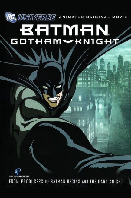Batman Gotham Knight (2008) poster