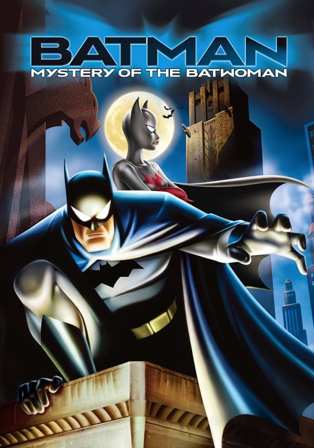 Batman Mystery of the Batwoman (2003) poster