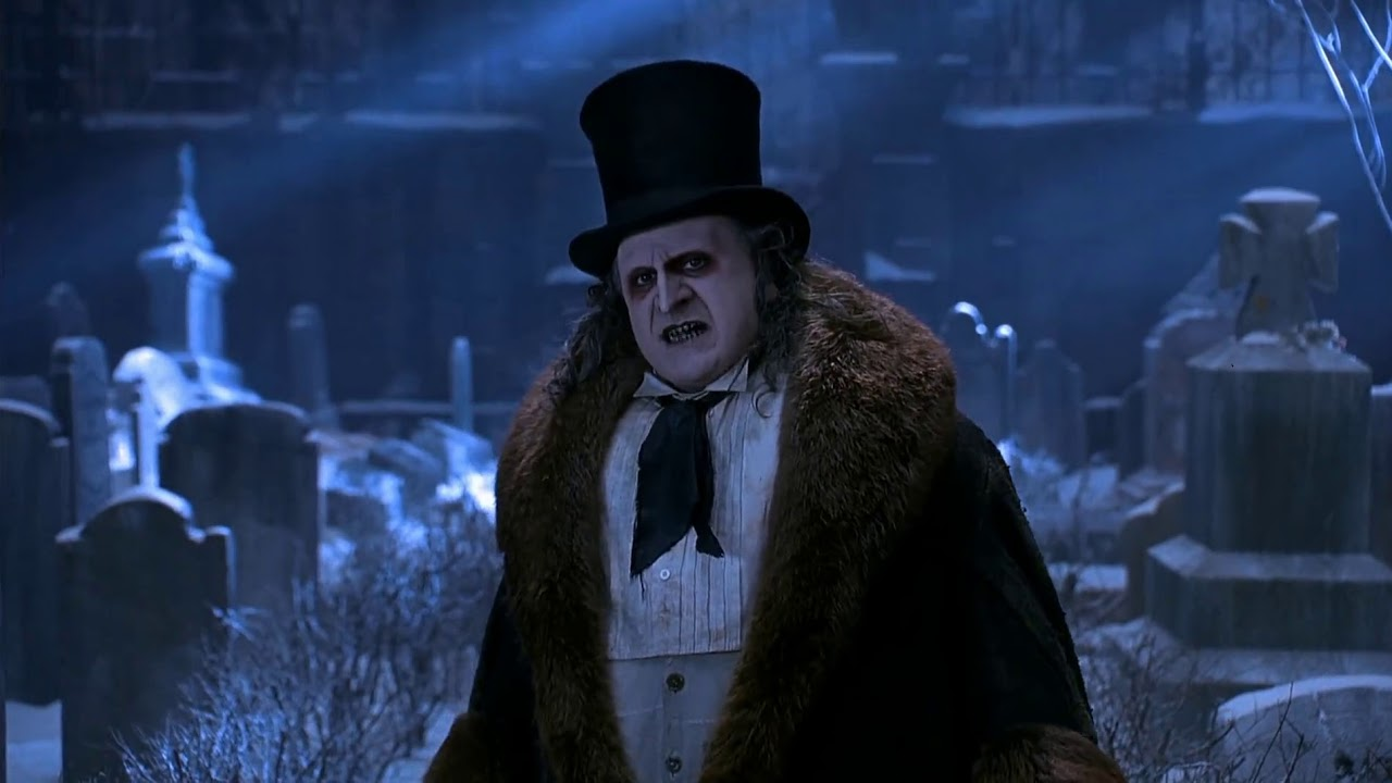 The Penguin (Danny DeVito) in Batman Returns (1992)