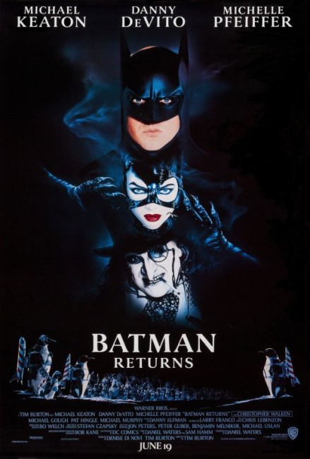 Batman Returns (1992) poster