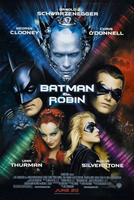 Batman & Robin (1997) poster